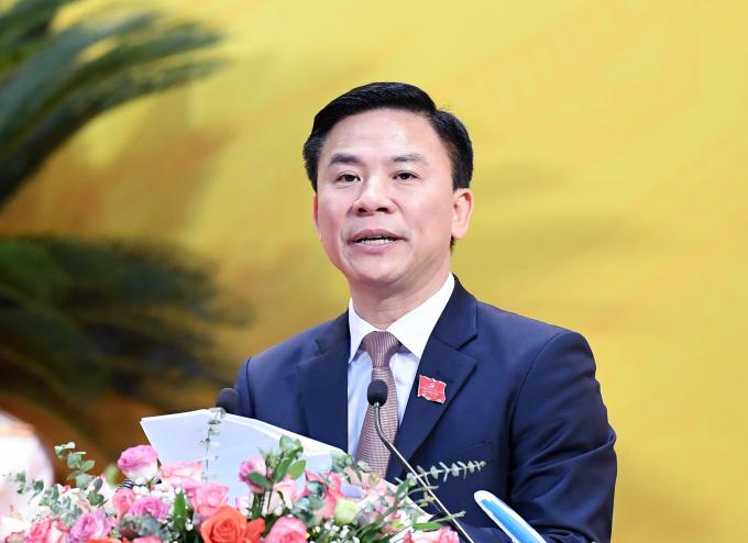 Bí Thư Tỉnh ủy Đỗ Trọng Hưng có trình độ Tiến sĩ Triết học, Cao cấp lý luận Chính trị.