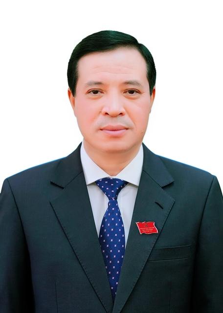 Phó Bí thư Tỉnh ủy Lại Thế Nguyên, sinh năm 1970.