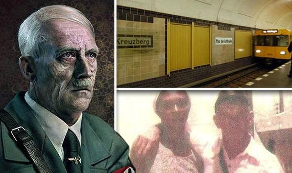 Hitler được cho là đã trốn thoát khỏi Đức qua một đường hầm bí mật (Ảnh: Getty)