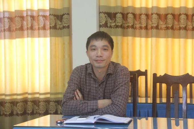 Ông Hoàng Minh Đạo.