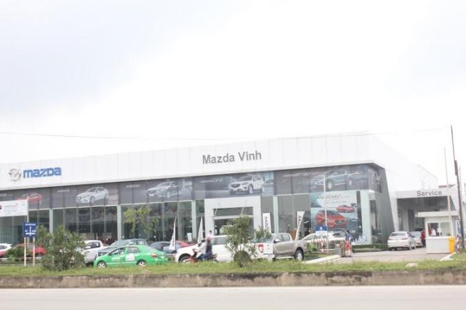 Mazda Vinh chỉ chấp nhận hỗ trợ cho khách hàng 50% phí sửa chữa.