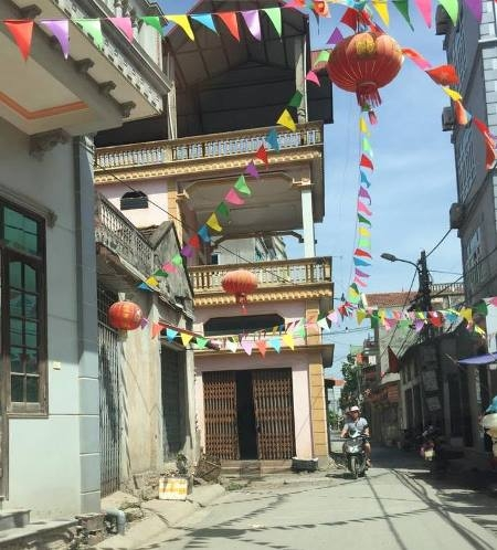 Nhiều trường hợp không bàn giao mặt bằng để xây dựng nông thôn mới do nhiều dấu hiệu không minh bạch trong GPMB của huyện Từ Liêm (cũ) và UBND phường Tây Tựu.