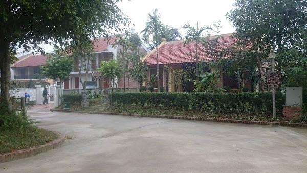 Rất nhiều căn biệt thự đã được Công ty CP Đầu tư Thăng Long Xanh bán cho khách hàng.