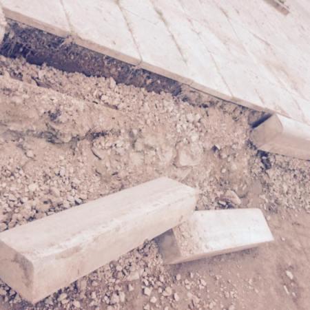 Công trình có tổng mức hơn 10 tỷ đồng đưa vào sử dụng được vài năm phải đào lên làm lại.