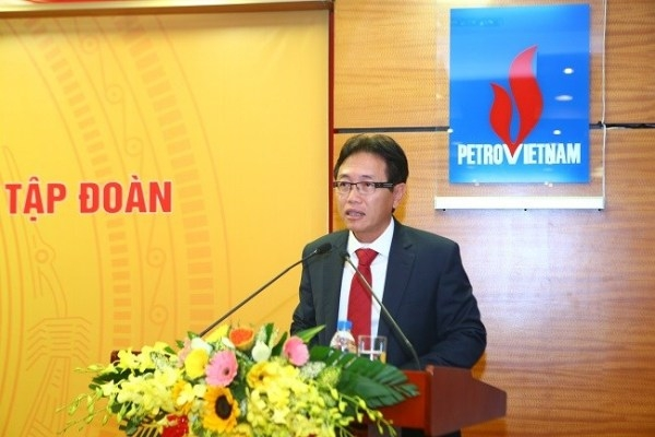 Ông Nguyễn Vũ Trường Sơn - tân Tổng giám đốc PVN