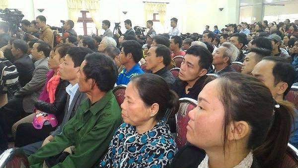 Bí thư tỉnh Thanh Hóa nhận trách nhiệm với ngư dân Sầm Sơn