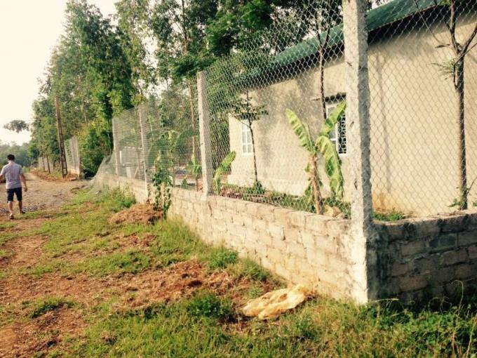 Ba Vì (Hà Nội): Công trình hàng trăm m2 xây dựng trên đất nông nghiệp, UBND xã Cam Thượng xử lý trên giấy