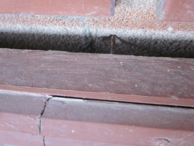Nhiều hạng mục bị hư hỏng mặc dù công trình đang trong thời gian bảo hành.