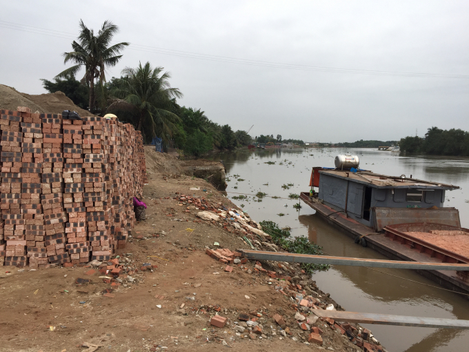 Dự án còn chưa triễn khai ở quận Hải An do chưa thống nhất được với dân về giá đền bù.