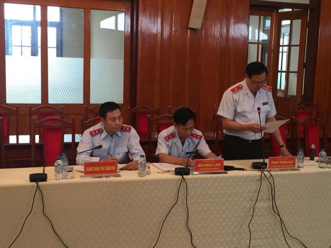 Thanh tra Chính phủ công bố kết luận thanh tra chiều ngày 23/10.