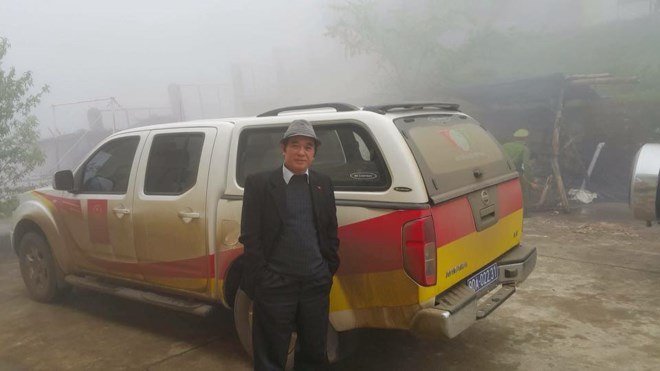 Ông Phạm Huỳnh Công.