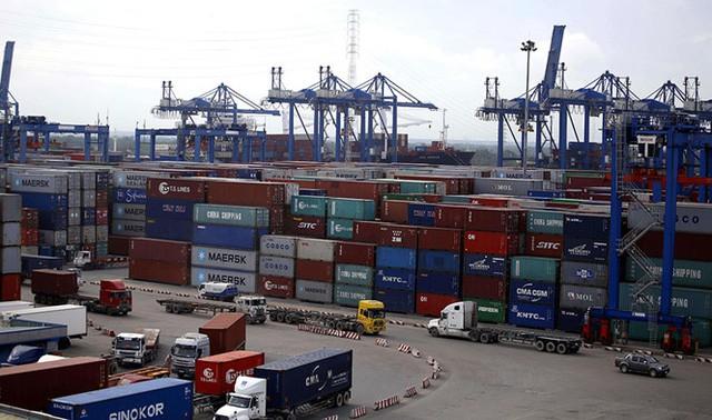 Vụ 213 container bỗng dững mất tích xảy ra từ năm 2015.