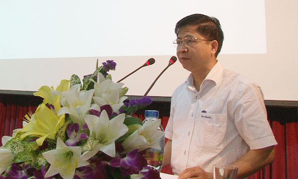Ông Lê Hồng Hà- Chủ tịch UBND huyện Ứng Hòa cho biết:
