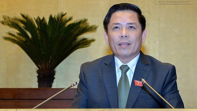 Bộ trưởng GTVT Nguyễn Văn Thể có gần trọn buổi sáng và nửa đầu buổi chiều ngày 4/6 trên