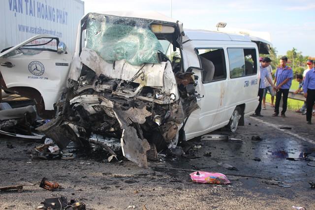 Chuyến xe định mệnh cướp đi sinh mạng 12 người con làng Lương Điền.