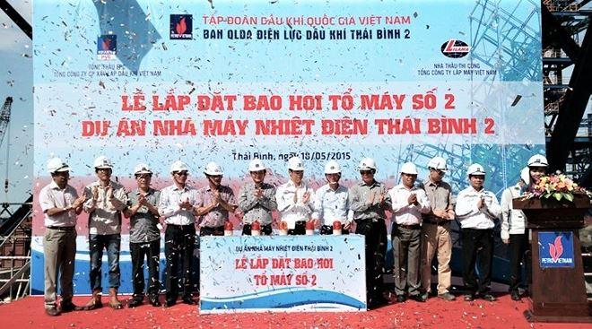 Việc chậm tiến độ Dự án Nhiệt điện Thái Bình 2 có gì khó nói khiến lãnh đạo PVN từ chối trả lời phỏng vấn của PLVN?