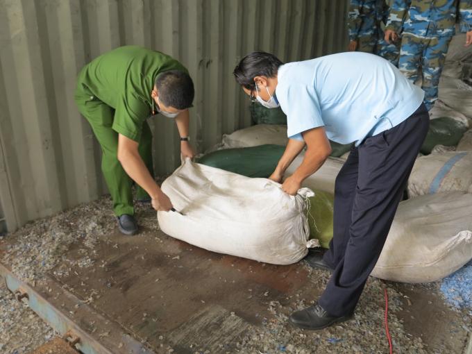 Hải quan Đà Nẵng bắt giữ lô hàng