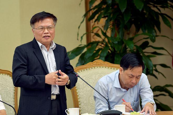 Tiến sỹ Nguyễn Đình Cung cho biết doanh nghiệp còn nghi ngờ kết quả cải cách thủ tục hành chính.