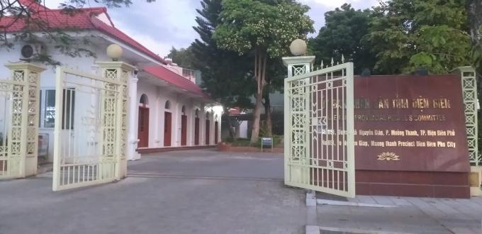 UBND tỉnh Điện Biên đang chỉ đạo các cơ quan chức năng làm rõ, hy vọng sự việc sẽ được xử lý khách quan, minh bạch.