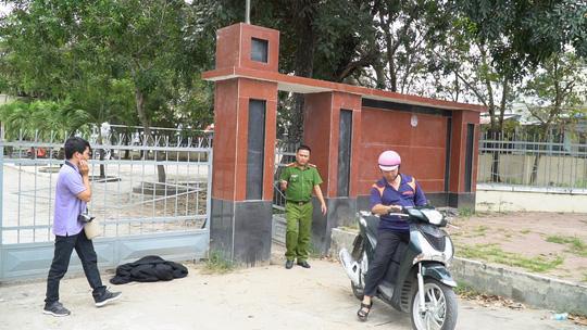 Nghi phạm Bùi Chí Hiếu đã trộm 2 khẩu súng, xông vào trụ sở UBND phường Đoàn Kết gây án.