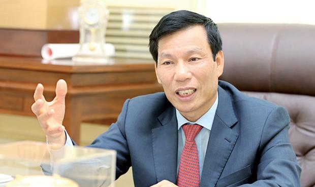 Bộ trưởng Bộ Văn hóa, Thể thao và Du lịch Nguyễn Ngọc Thiện.