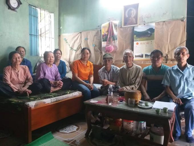 Các hộ dân Tổ 13, phường Cự Khối đề nghị UBND quận Long Biên thực hiện đúng với các quy định của pháp luật, đảm bảo quyền và lợi ích hợp pháp không bị xâm hại.