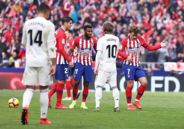 Atl.Madrid 1-3 Real Madrid: Sự trở lại của các chú kền kền