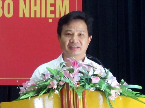 Ông Lèng Văn Chiến- Giám đốc Sở Xây dựng Bắc Kạn đang bị xem xét kỷ luật.