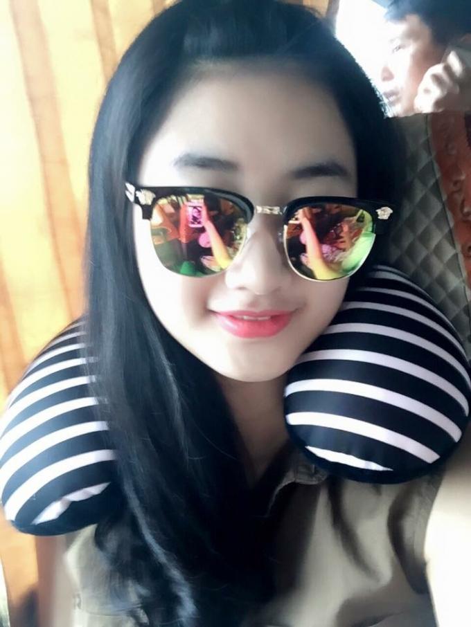 Ngất ngây với loạt ảnh đời thường của tân Hoa hậu Bản sắc Việt Toàn cầu 2016