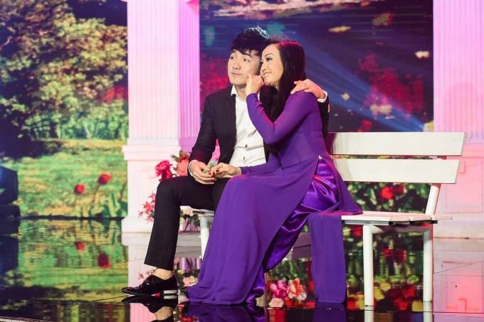 Hoàng Châu sẽ song ca cùng Dương Ngọc Thái trong ca khúc bất hủ Hoa mười giờ(Đài Phương Trang).