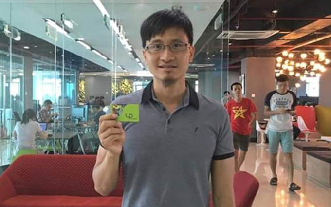 Ông Mỹ hiện làm Giám đốc Công ty Cổ phần Tin học không gian ảo Vina Cyber.