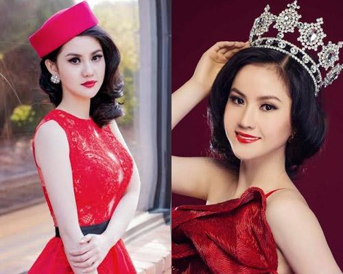 Hoa hậu Phu nhân Việt Nam toàn cầu – Tristine Trâm Bùi.