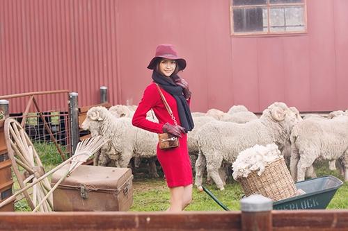Ngọc Châu được vào top 4 chung cuộc hoàn toàn xứng đáng, cô cùng ba thí sinh còn lại tới nước Úc.