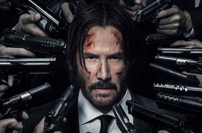 """Keanu Reeves sẽ lànhân vật chính của bộ phim """"John Wick 2""""."""