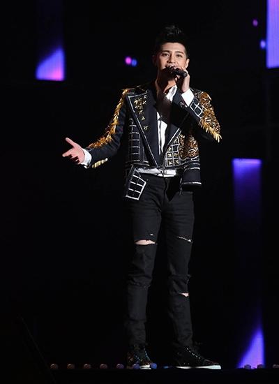Tối 9/10, đêm thứ 3 của Asia Song Festival 2016 tiếp tục diễn ra tại Busan, Hàn Quốc.