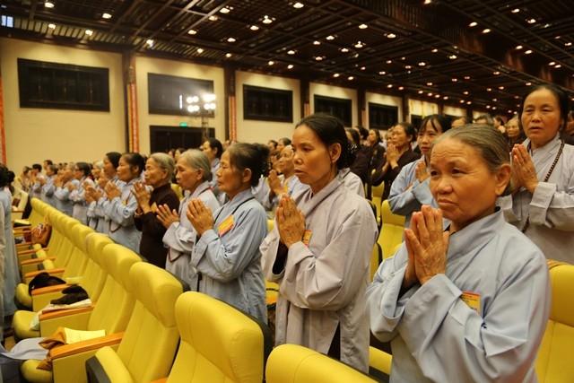 Ninh Bình: Khai giảng khóa tập huấn, khóa tu cho trên 5.000 phật tử tại chùa Bái Đính