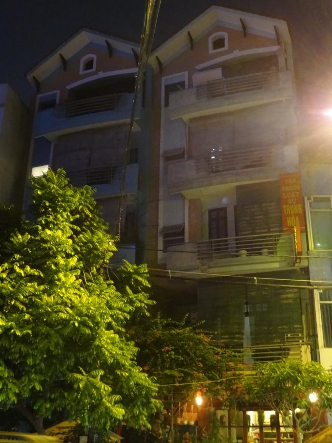 Trụ sở Công ty Slearning, địa chỉ số 19 Nguyễn Thị Định phường Trung Hòa, quận Cầu Giấy, Hà Nội.