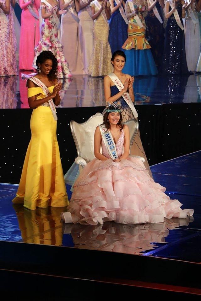 Hoa hậu thế giới 2016: Diệu Ngọc ra về trong tiếc nuối