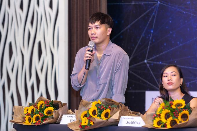 Stylish Le Minh Ngoc - Dai dien thuong hieu Bubbe (2)