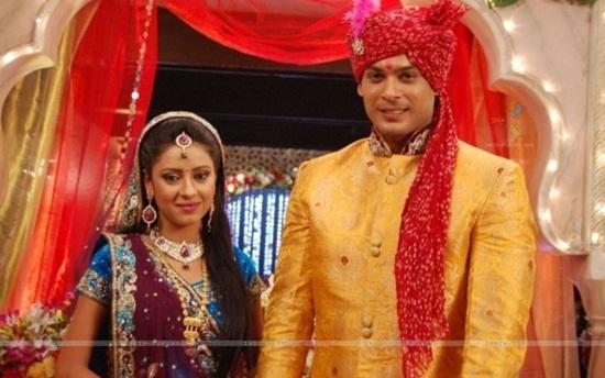 Anandi và Shiv trong Cô dâu 8 tuổi.