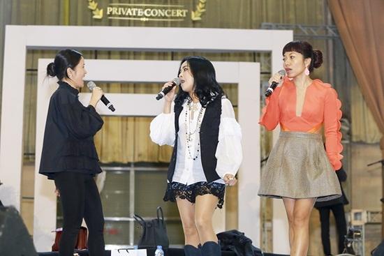 4 diva nhạc Việt tất bật luyện tập cho liveshow