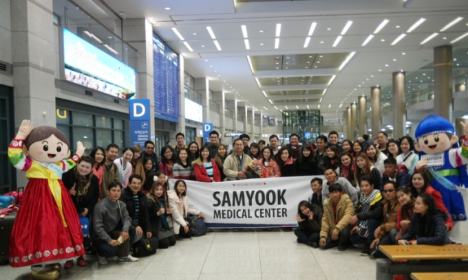 Hấp dẫn chương trình hỗ trợ đoàn khách du lịch khen thưởng tới Hàn Quốc.