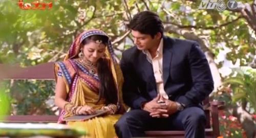 Anandi thổ lộ tình yêu với Shiv trong tập 67 Cô dâu 8 tuổi phần 6.