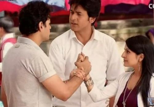 Sanchi đem lòng yêu Jagdish.Ảnh: Internet
