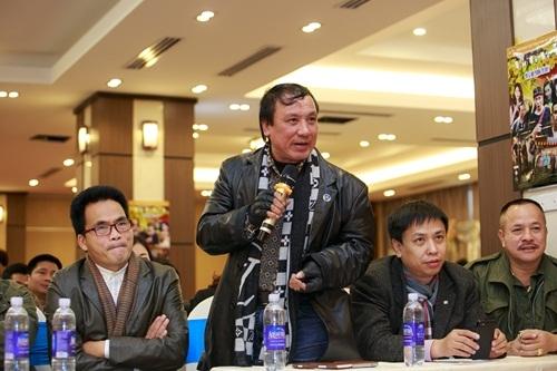 Đại võ sư quốc tế Lê Ngọc Quang.