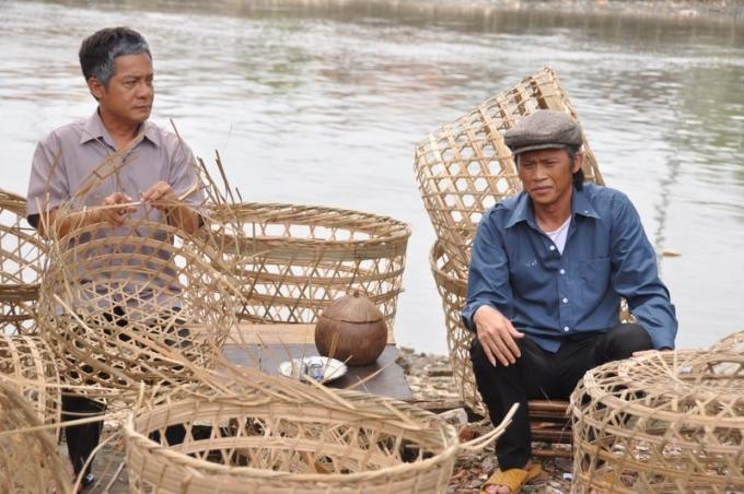 Hoài Linh khắc khổ trong phim Tía ơi!.