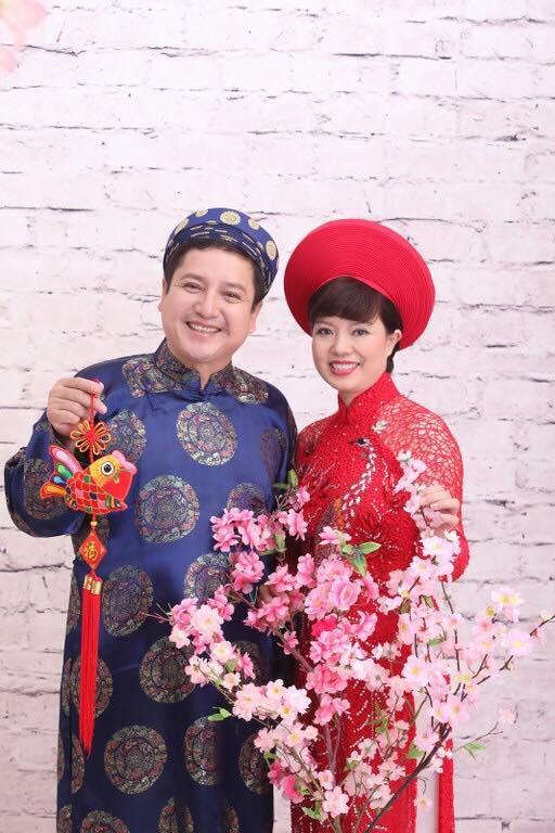 Nghệ sĩ Chí Trung và bà xã có Valentine vô cùng ý nghĩa .