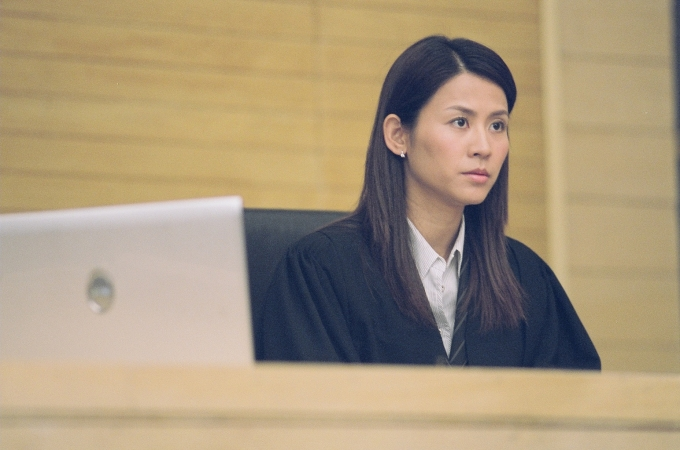 Nữ diễn viên Tuyên Huyên.