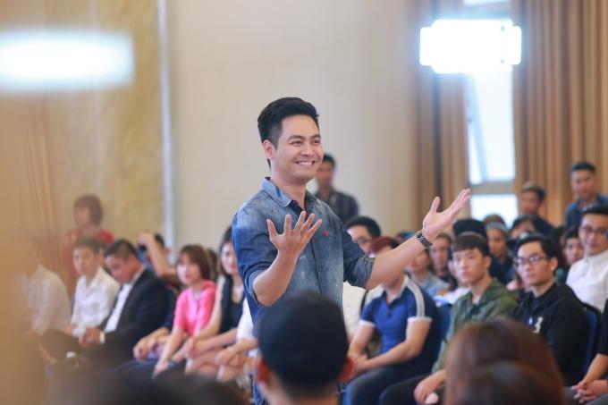 Phan Anh trở lại Vietnam Idol 2016.