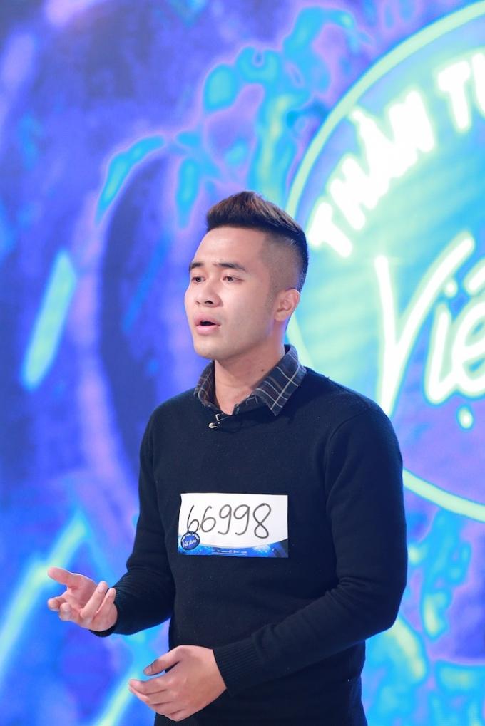 Vietnam Idol: Cô nhân viên casino Hoài Thu khiến ca sĩ Bằng Kiều ngẩn ngơ